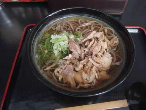 仙台でも食べられる!本場山形の冷たい肉そば!!